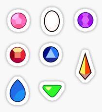 Gems Sticker
