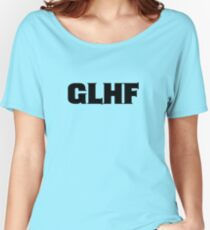 GLHF Women's Relaxed Fit T-Shirt