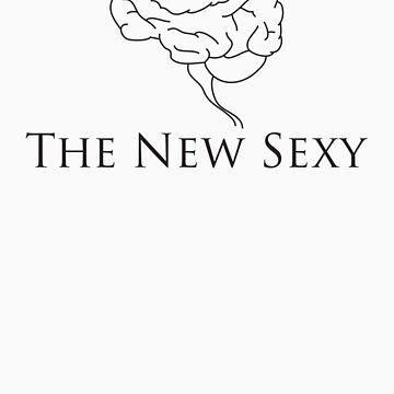 The New Sexy - Dark Logo by cbunye