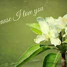 ~ Because I love you ~ by Donna Keevers Driver