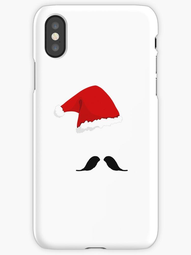 Santa Moustache by gemzi-ox