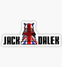 Dr Who - Jack Dalek T2 Sticker