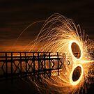 Aberlady Bridge by Chris Cherry