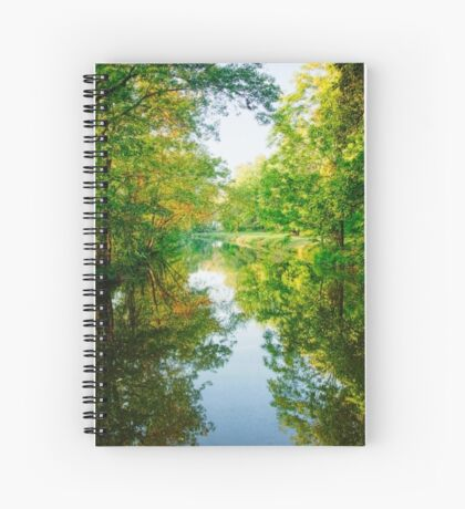 The D & R Canal Spiral Notebook