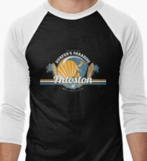 The best surfing in the universe Men's Baseball ¾ T-Shirt