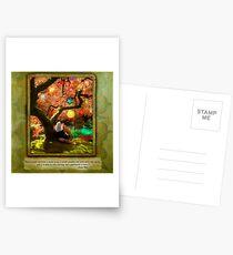Daydreams Calendar - February Postcards