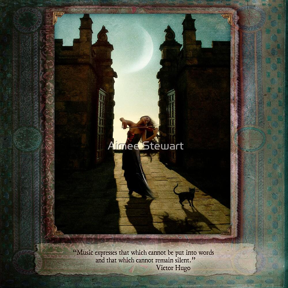 Daydreams Calendar - October by Aimee Stewart