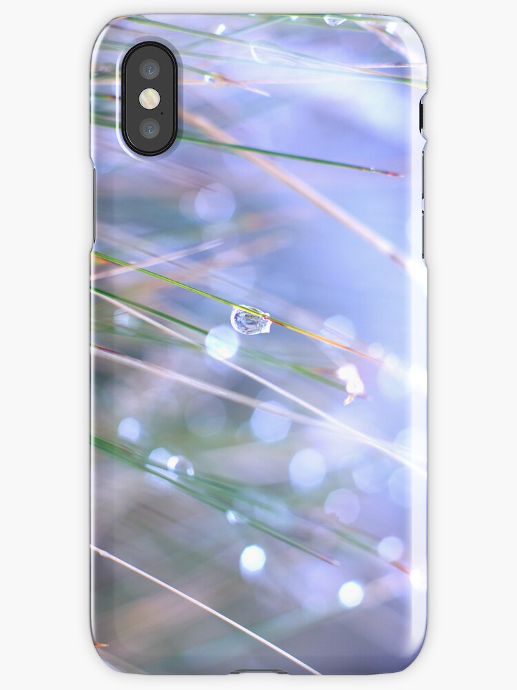 Magical mystery -iphone case by Angela King-Jones