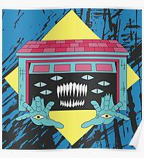 Garage Demon Poster