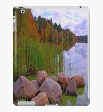 Rib Lake iPad Case iPad Case/Skin