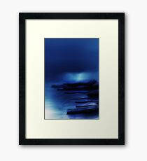 Sea Light Framed Print