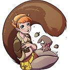 Unbeatable Squirrel Girl by juliamadrigal