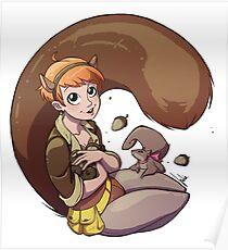 Unbeatable Squirrel Girl Poster