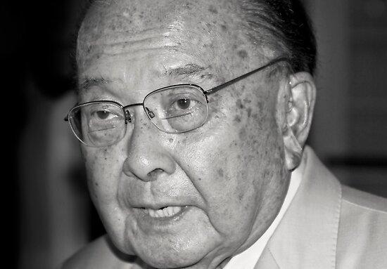 Aloha, Senator Daniel Inouye by Alex Preiss