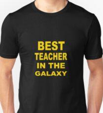 Best Teacher in the Galaxy T-Shirt