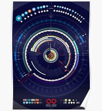 Timeline of the Universe Poster