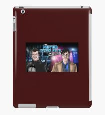 Banner for The Never Gets Old Podcast iPad Case/Skin