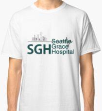 Seattle Grace Hospital Greys {FULL} Classic T-Shirt