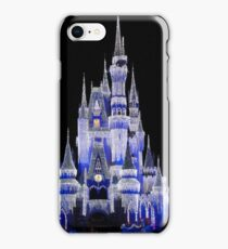 Ice Covered Castle iPhone Case/Skin