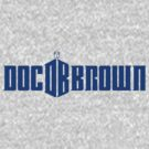 Doc Brown, Time Lord 2 by popnerd