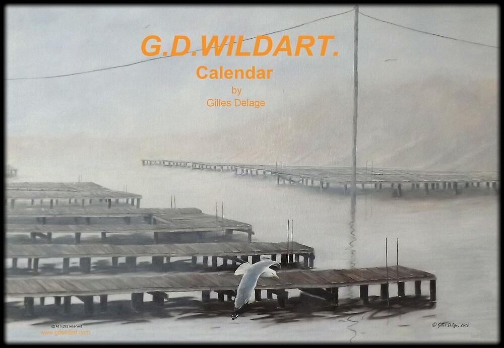 The docks by gdwildart