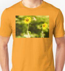 Humming Sunflower T-Shirt