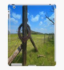 Devil`s Wire iPad Case iPad Case/Skin