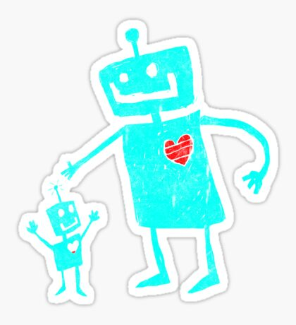 Hugbot 5000 Sticker