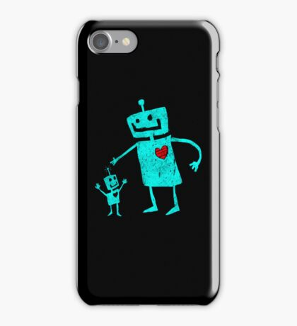 Hugbot 5000 iPhone Case/Skin