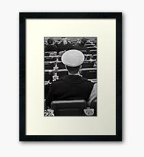 Army vs. Navy 2012 Framed Print