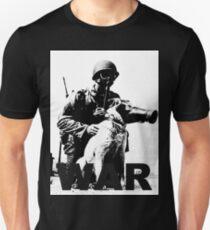 mans best friend... Unisex T-Shirt