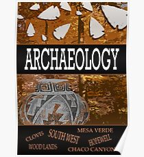 Archaeology: Posters | Redbubble