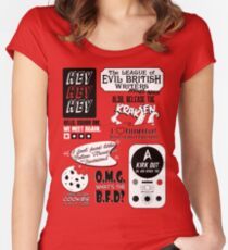 Pete-isms  Women's Fitted Scoop T-Shirt