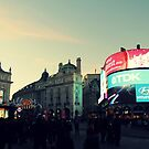 Piccadilly Circus by AlfieTobutt