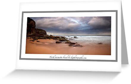 North Turimetta beach by donnnnnny