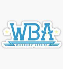Wonderbolt Academy Sticker