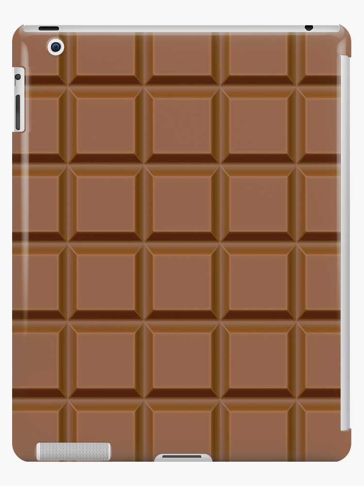 Chocolate Ipad Case by dgoring