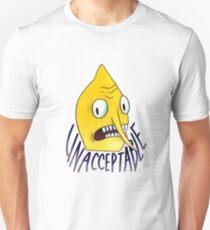"Lemongrab ""Unacceptable"" || ScarlettDesigns T-Shirt"