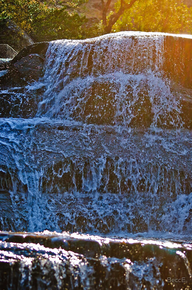 Coloured Waters by BeccE