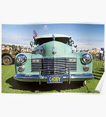 Caddy Poster