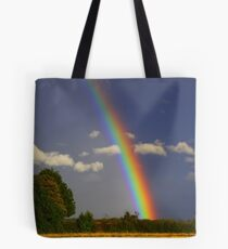 Rainbow Magic, September 2012, North England ( 3 features) Tote Bag