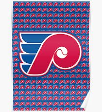 Phillies / Flyers Poster