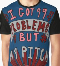 Perfect Pitch Graphic T-Shirt