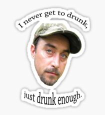 Moonshiners - Tickle Sticker
