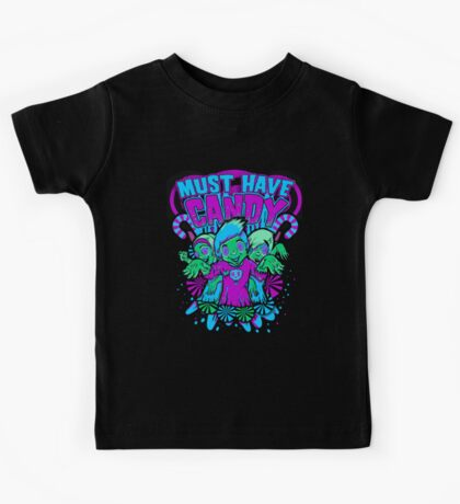 MUST...HAVE...CANDY.... Kids Clothes