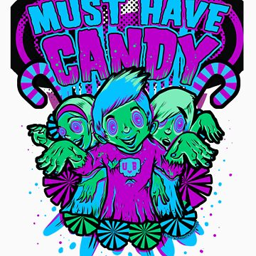 MUST...HAVE...CANDY.... by UrbanBratz