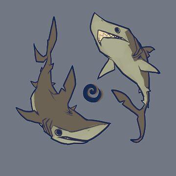 Sharks by TastesLikeAnya