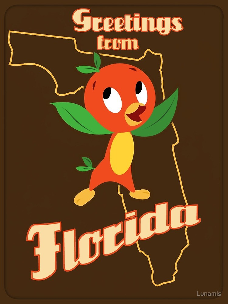 Greetings from Florida by Lunamis
