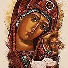 Heavenly Mother and baby by MotionAge Media
