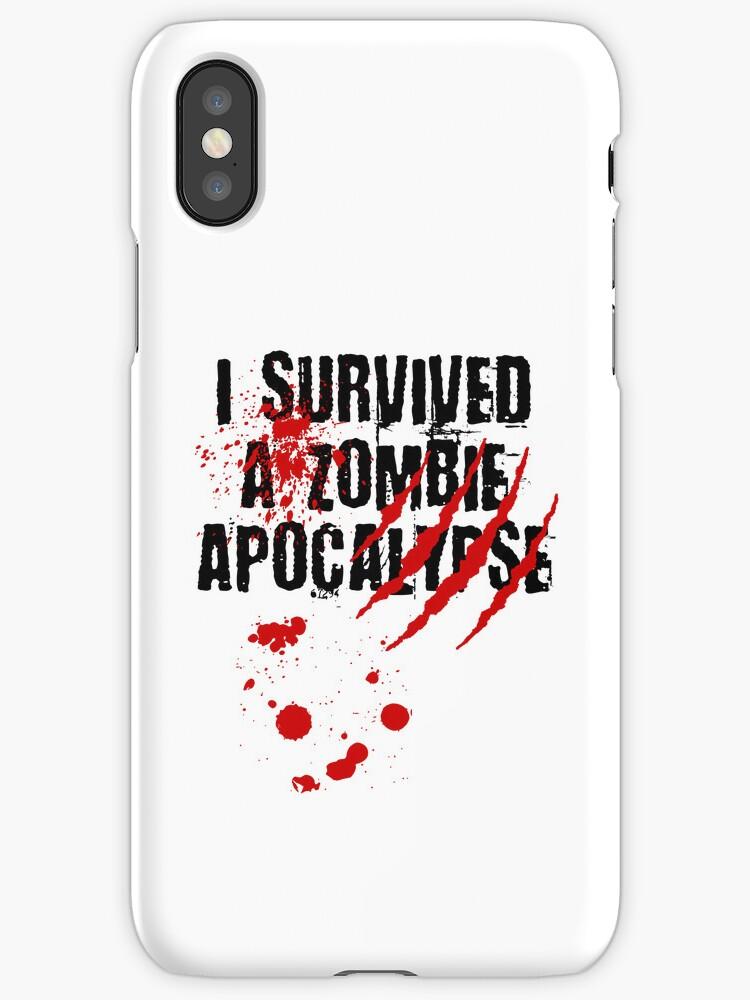I Survived a Zombie Apocalypse by ScottW93